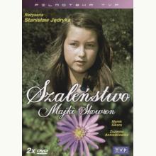 Szaleństwo Majki Skowron DVD