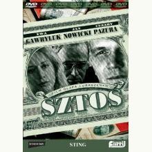Sztos DVD