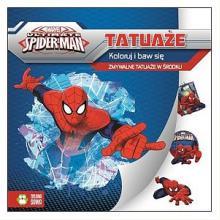 Tatuaże. Spider-Man