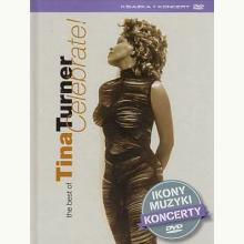 Tina Turner biografia + The Best of Tina Turner Celebrate! (Booklet DVD)