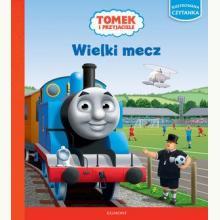 Tomek i przyjaciele. Ilustrowana czytanka. Wielki mecz