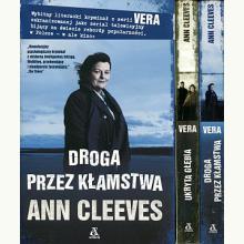 Vera. Droga przez kłamstwa + Ukryta głębia (Pakiet)