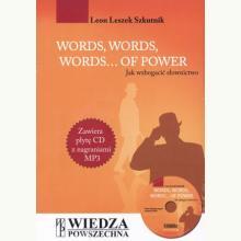 Words, Words, Words... Of Power. Jak wzbogacić słownictwo + CD