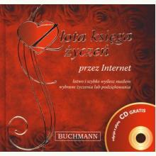 Złota księga życzeń przez Internet + CD