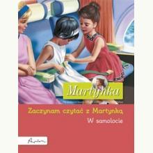 Zaczynam czytać z Martynką. W samolocie