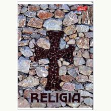 Zeszyt do Religii 60 kartek kratka cieniowany