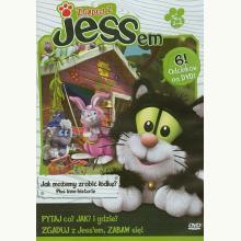 Zgaduj z Jessem Jak możemy zrobić łódkę DVD + puzzle