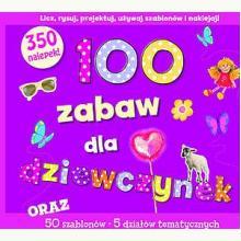 100 zabaw dla dziewczynek