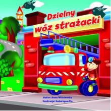 Dzielny wóz strażacki