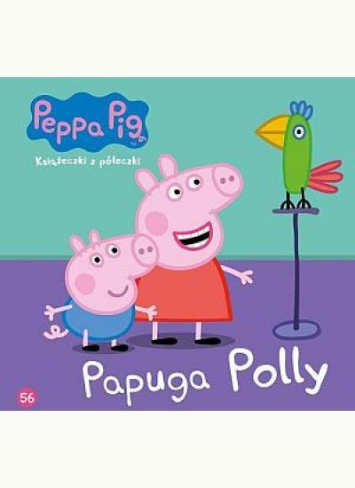 świnka Peppa Papuga Polly