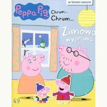 Świnka Peppa Chrum Chrum. Zimowa wyprawa