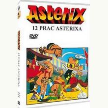 12 prac Asterixa DVD
