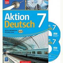 Aktion Deutsch 7 Podręcznik i ćwiczenia