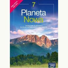 Planeta Nowa. Podręcznik do geografii dla klasy 7 szkoły podstawowej