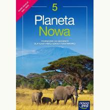 Planeta Nowa. Podręcznik do geografii dla klasy 5 szkoły podstawowej