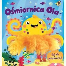 Ośmiornica Ola. Książka z pacynką