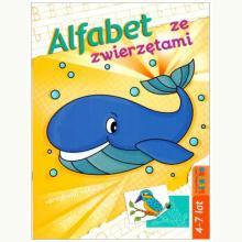 Alfabet ze zwierzętami 4-7 lat