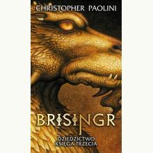 Brisingr. Cykl Dziedzictwo. Księga 3 (przecena, uszkodzenie)