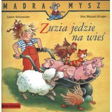 Zuzia jedzie na wieś. Mądra Mysz