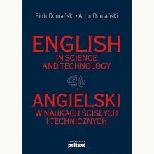 English in Science and Technology/ Angielski w naukach ścisłych i technicznych