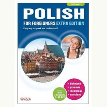 Polish for foreigners Extra Edition. A1-B1 + CD