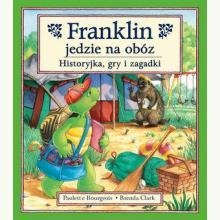 Franklin jedzie na obóz