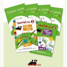 Lokomotywa 2 - Komplet podręczników dla klasy 2