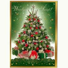 Kartka świateczna Wesołych Świąt!
