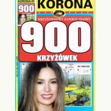 900 Krzyżówek - Krzyżówkowy Zawrót Głowy