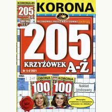 205 krzyżówek A-Ż