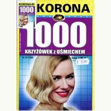 1000 Krzyżówek z uśmiechem