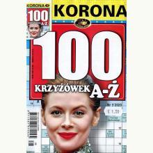 100 krzyżówek A-Ż